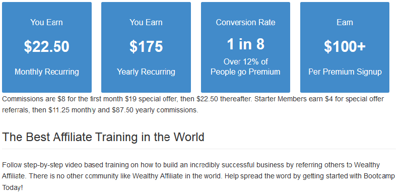Build a Website-Affiliate Training