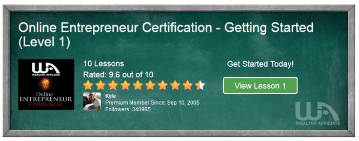 Build a Website-Certification Courses