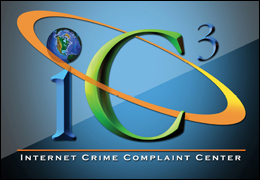 Solutions for Scams and Frauds -ic3-logo