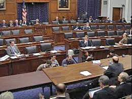 Dental Plans are a Rip-off-Government hearing room.