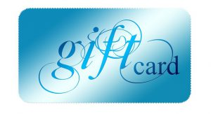 Holiday scams Circulating Online picture of a gift card