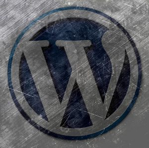 Website Builder Scams- WordPress Logo for Build it Yourself