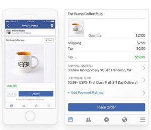 Picture of Shopify Facebook App for Build a Shopify Website