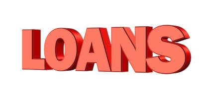 Loans text Banner for Bad Consumer Payday Loans