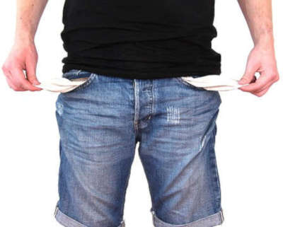Empty Pockets for Bad Consumer Payday Debt