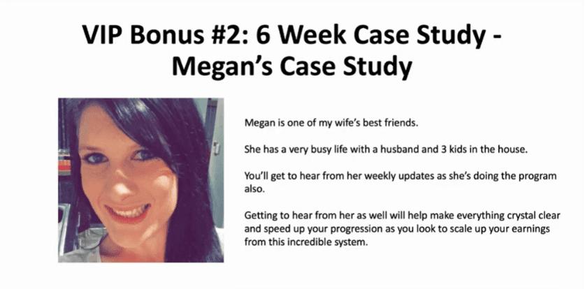 Megan's Case Study Bonus 2