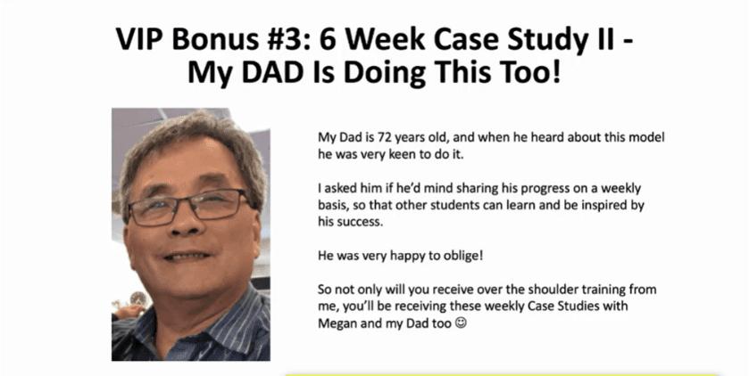 My Father Case Study Bonus 3