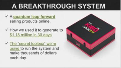 The Kibo Code VIP Edition Box Image