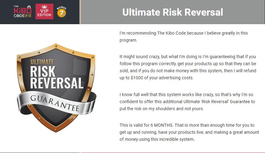 Ultimate Risk Reversal $1000 Back