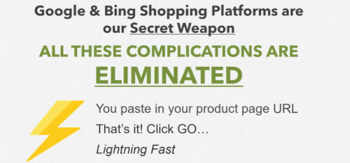 The Secret Weapons Are Bing And Google