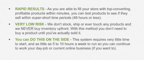 The Underground Sales System Is Claimed To Only Take 10 to 15 Hours Per Week