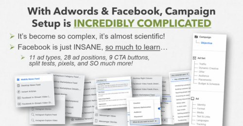FaceBook Ads And The Underground Sales System