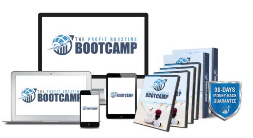 Image Of The Profit Boosting Bootcamp Package