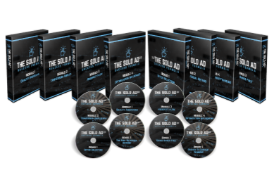 The Super Affiliate Network Solo Ad Product Image