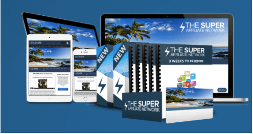 Image Of The Super Affiliate  Network Complete Package