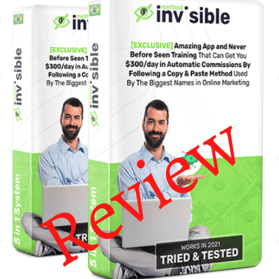 New Invisible Method Review