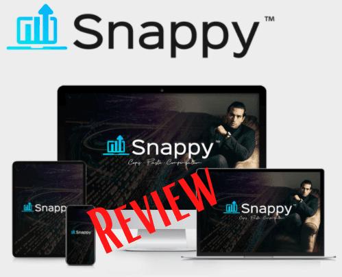 Venkata Ramana's Snappy Review Logo