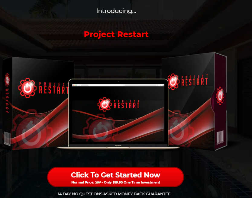 The Easy Repetitive System Upsell Project Restart