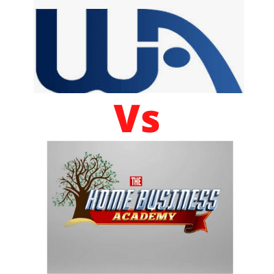 Wealthy Affiliate Vs The Home Business Academy